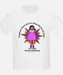 Cool Autism warrior mom T-Shirt