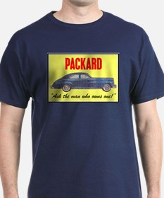 """1946 Packard Slogan"" T-Shirt"