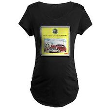"""1946 Pontiac Ad"" T-Shirt"