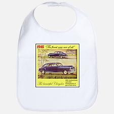"""1946 Chrysler Ad"" Bib"