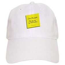 Lesson Plan Baseball Cap