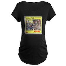 """""""1945 Packard Ad"""" T-Shirt"""