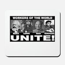 Socialist Leaders Mousepad