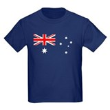 Australia Kids T-shirts (Dark)