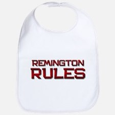 remington rules Bib