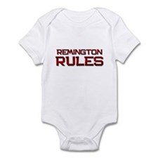 remington rules Onesie