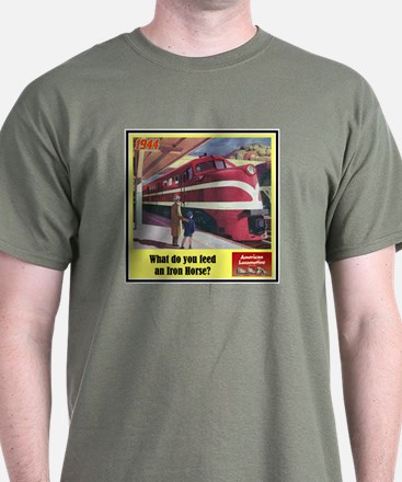 """The Iron Horse"" T-Shirt"