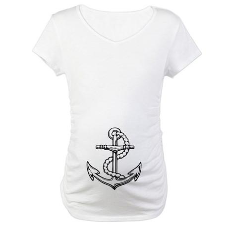 Anchor 2 Maternity T-Shirt
