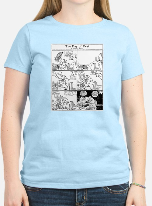 03/29/1909: The Day of Rest T-Shirt