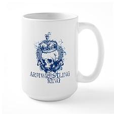 Armwrestling King Ceramic Mugs
