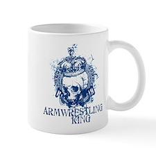 Armwrestling King Small Mugs