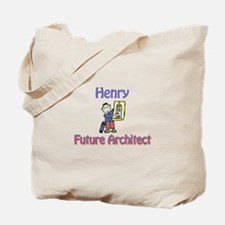 Henry - Future Architect Tote Bag