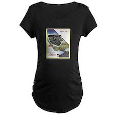 """WWII Allison Engines"" T-Shirt"