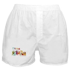 The Daring Kitchen OFFICIAL Boxer Shorts