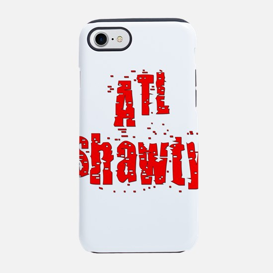 atl shawty - red1.png iPhone 7 Tough Case