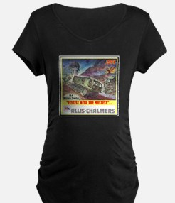 """""""M-4 Military Tractor"""" T-Shirt"""