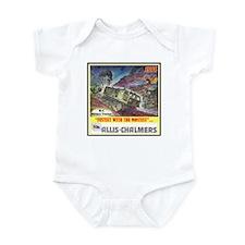 """M-4 Military Tractor"" Infant Bodysuit"