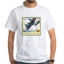 """Flying Fortress Engines Ad"" Shirt"