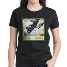 """""""Flying Fortress Engines Ad"""" Tee"""