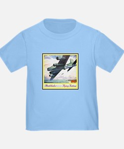 """Flying Fortress Engines Ad"" T"
