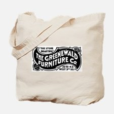 03/29/1909: Greenwald Furniture Tote Bag