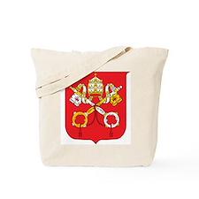 Vatican Coat Of Arms Tote Bag