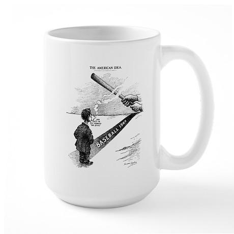 03/30/1909: Baseball 1909 Large Mug