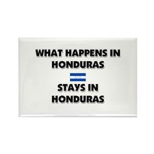 What Happens In HONDURAS Stays There Rectangle Mag