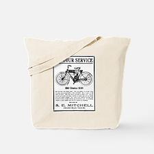 03/30/1909: Hill Climber Tote Bag