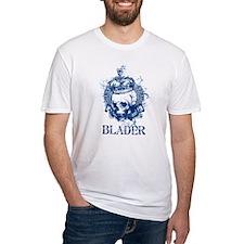 Blader Crowned Skull Shirt