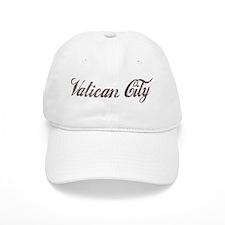 Vintage Vatican City Baseball Cap