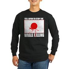 Japan Stop Whale Killing T