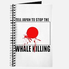 Japan Stop Whale Killing Journal