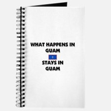 What Happens In GUAM Stays There Journal