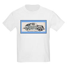 """1936 Lincoln Zephyr"" T-Shirt"