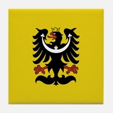 Silesian Eagle Tile Coaster