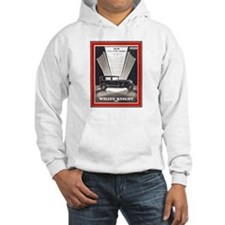 """""""1929 Willys-Knight Ad"""" Hoodie"""