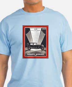 """""""1929 Willys-Knight Ad"""" T-Shirt"""