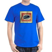 """1918 Inverted Jenny Stamp"" T-Shirt"
