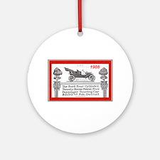 """""""Model T Ad"""" Ornament (Round)"""
