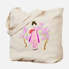 Cute Japanese Tote Bag