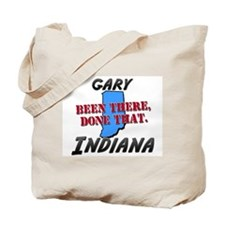 gary indiana - been there, done that Tote Bag
