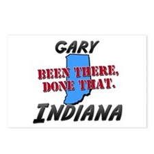 gary indiana - been there, done that Postcards (Pa