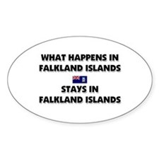 What Happens In FALKLAND ISLANDS Stays There Stick