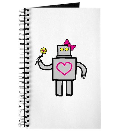 """Girly Robot"" Journal"