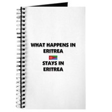 What Happens In ERITREA Stays There Journal