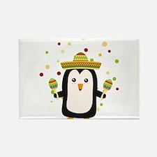 Penguin Mexico Fiesta Cz87f Magnets