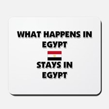 What Happens In EGYPT Stays There Mousepad