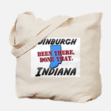 edinburgh indiana - been there, done that Tote Bag