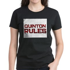 quinton rules Tee